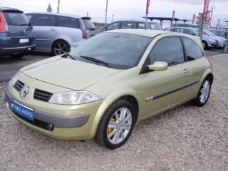 Renault Mégane 1,6 16V hatchback benzin
