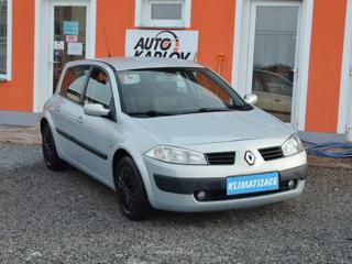 Renault Mégane 1.6 16V 83kW/2x SADA KOL/TAŽNÉ hatchback