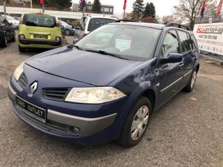 Renault Mégane 1,4 benzin kombi