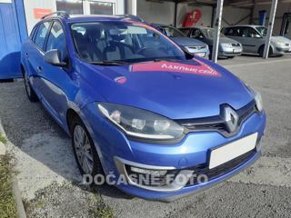 Renault Mégane 1.5 DCi, 1.maj, ČR kombi nafta