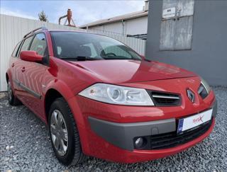 Renault Mégane 1,6 i 82kW,původ ČR,2x pneu kombi benzin