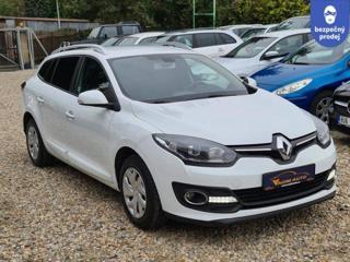 Renault Mégane 1.5Dci 70kW Energy ČR NOVÉ  1. kombi nafta