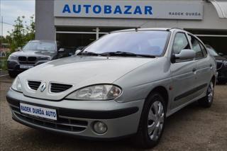 Renault Mégane 1,9 dTi  ČR, 1. maj, klima sedan nafta