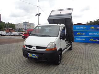 Renault Master SKLÁPĚČ 2.5DCI sklápěč