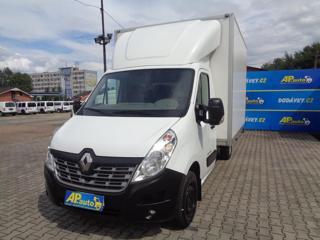 Renault Master 2.3DCI SKŘÍŇ ČELO KLIMA skříň