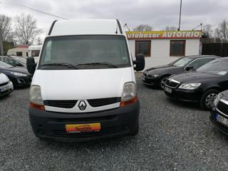 Renault Master 2,5 dCi užitkové