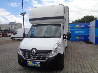 Renault Master 2.3DCI VALNÍK PLACHTA SPANÍ KLIMA užitkové