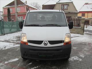 Renault Master 2,5 TAŽNÉ  VALNÍK valník nafta