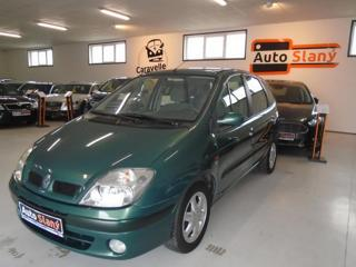 Renault Scénic 1.9dCi,CZ,po servisu,2x kola kombi