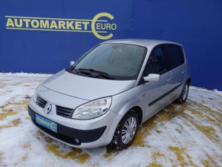Renault Scénic 1.6i 83KW 1.MAJITELKA, NOVÉ ČR MPV