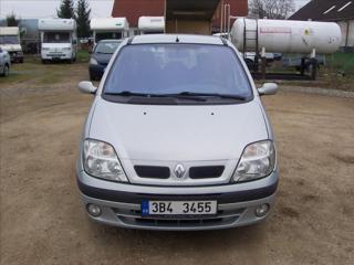 Renault Scénic 1,9 DTi klima Cebia MPV nafta