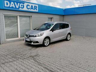 Renault Grand Scénic 1,2 TCe 97 kW CZ Limited MPV benzin