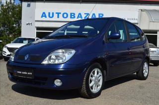 Renault Scénic 1,6 i16V  EXPRESSION, TAŽNÉ Z. MPV benzin