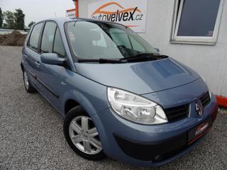 Renault Scénic 1.6i,82kW,NovéČR,klima MPV