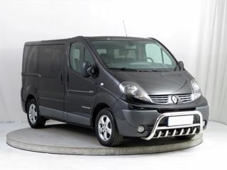 Renault Trafic 2.0 dCi 84kW minibus nafta