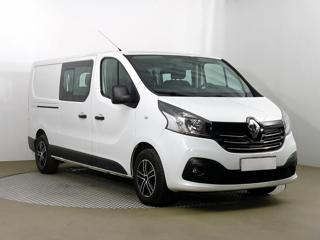 Renault Trafic 1.6 dCi 85kW minibus nafta