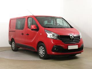 Renault Trafic 1.6 dCi 92kW minibus nafta