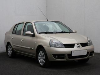 Renault Thalia 1.4i, 1.maj, ČR sedan benzin