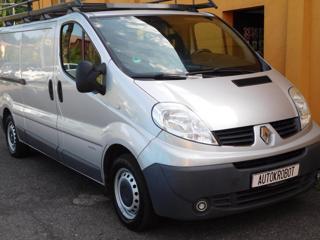 Renault Trafic 2.0DCi skříň