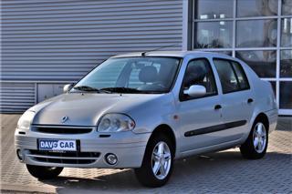 Renault Thalia 1,4 16V 72kW Klima CZ sedan benzin