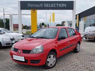 Renault Thalia 2006 1.2 55 kW ČR 1. MAJITEL sedan benzin
