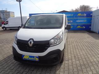 Renault Trafic L2H1 1.6DCI KLIMA SERVISKA užitkové