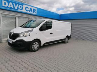 Renault Trafic 1,6 dCi CZ Klima DPH 1.Maj. L2H1 užitkové nafta