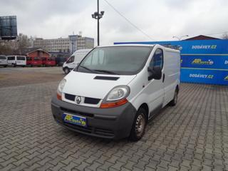 Renault Trafic L1H1 1.9DCI užitkové
