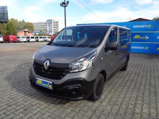 Renault Trafic L1H1 1.6DCI 6MÍST KLIMA SERVISKA užitkové