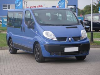 Renault Trafic 2.5 dCi 107kW užitkové nafta