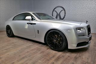 Rolls-Royce Wraith *MANSORY*HVĚZDY*MASÁŽ* kupé benzin