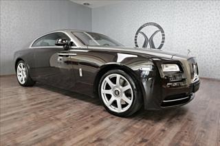 Rolls-Royce Wraith *HVĚZDNÉ NEBE*BESPOKE* kupé benzin