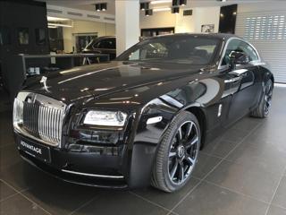 Rolls-Royce Wraith 6,6 V 12 / Inspired by Music  IHNED kupé benzin