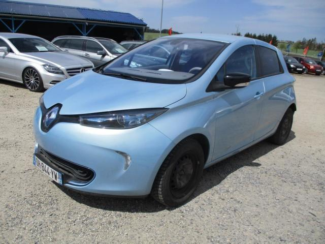 Renault ZOE elektro 43kw GPS hatchback elektro