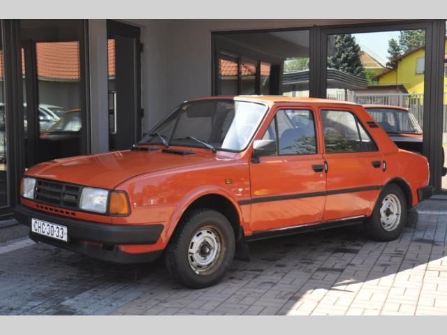 Škoda 120 L TOP STAV ! 1MAJITEL sedan benzin