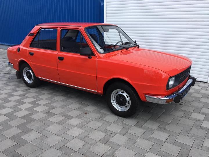 Škoda 120 1.2 36kW sedan benzin