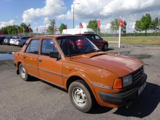 Škoda 120 L 2.majitel,eko zaplacen sedan