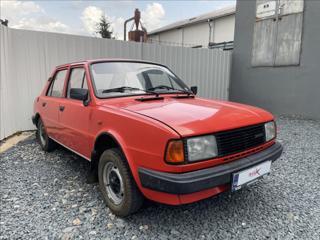 Škoda 120 1,2 i,původ ČR sedan benzin