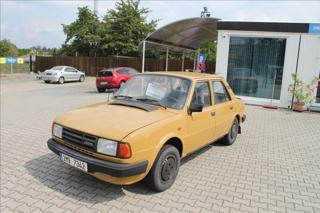 Škoda 120 1,2 EKO ZAPLACENA sedan benzin