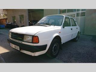 Škoda 125 L 5TI KVALT 1. MAJITEL sedan benzin