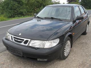 Saab 9-3 2.2 TI D hatchback