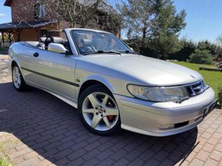 Saab 9-3 2.0 Turbo kabriolet