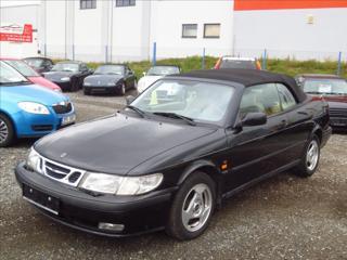 Saab 9-3 2,0   CABRIO kabriolet benzin