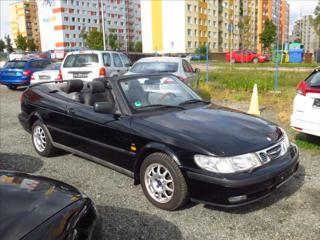 Saab 9-3 2,0   T 113kW, youngtimer, NL kabriolet benzin