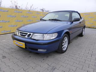Saab 9-3 cabrio 2,0i kabriolet