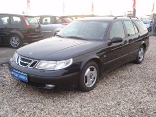 Saab 9-5 2,2 TiD kombi nafta