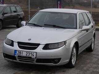 Saab 9-5 1.9 TiD Linear, 110kW kombi