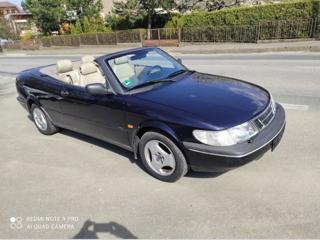 Saab 900 2.3 i kabriolet benzin
