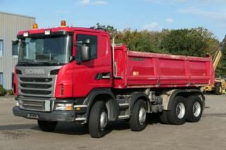 Scania G 440 8x4 Bordmatik EURO 5 sklápěč