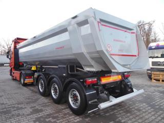 Schwarzmüller KIS3/E, 29m3, 44.000 kg, NOVÉ sklápěč
